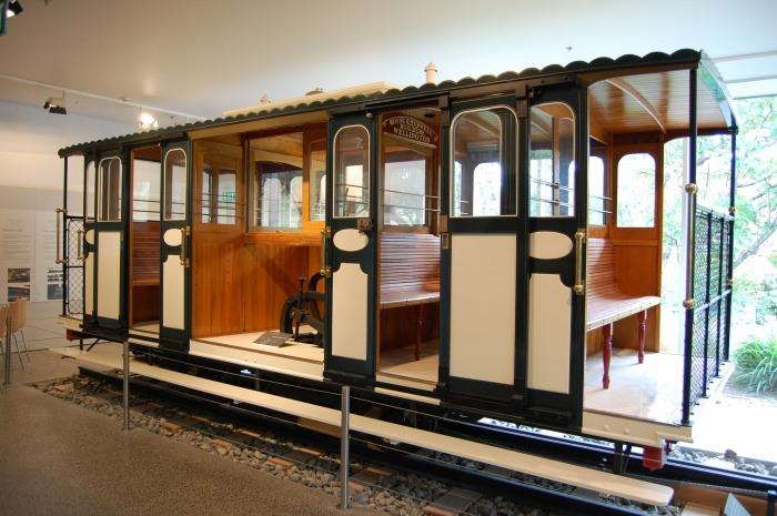 Wellington Tramway Museum