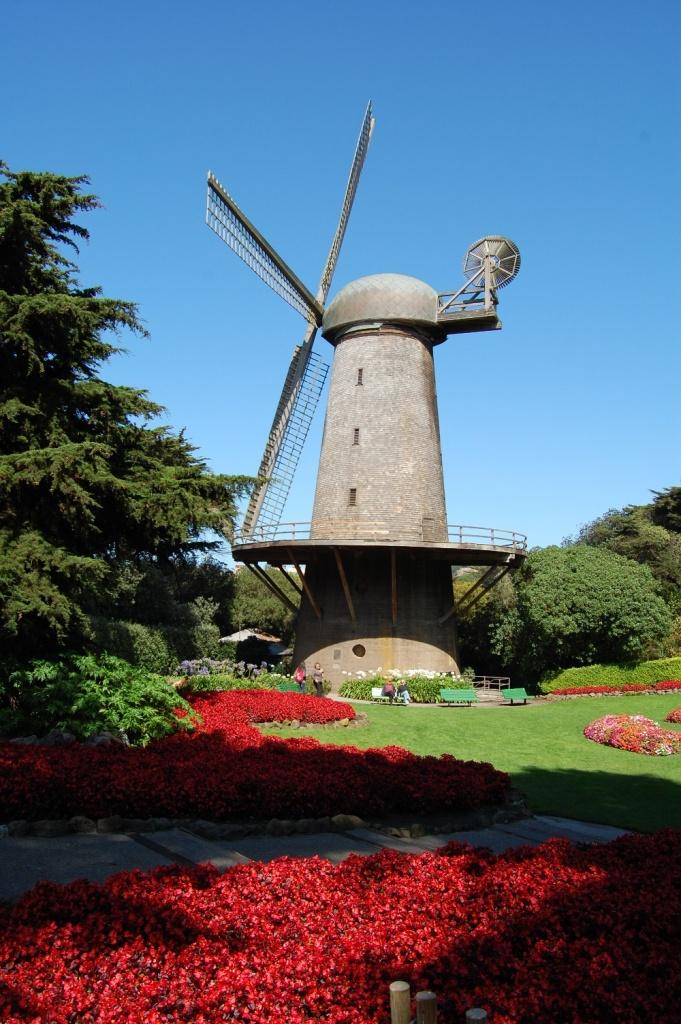 DSC_0218 Dutch Windmill