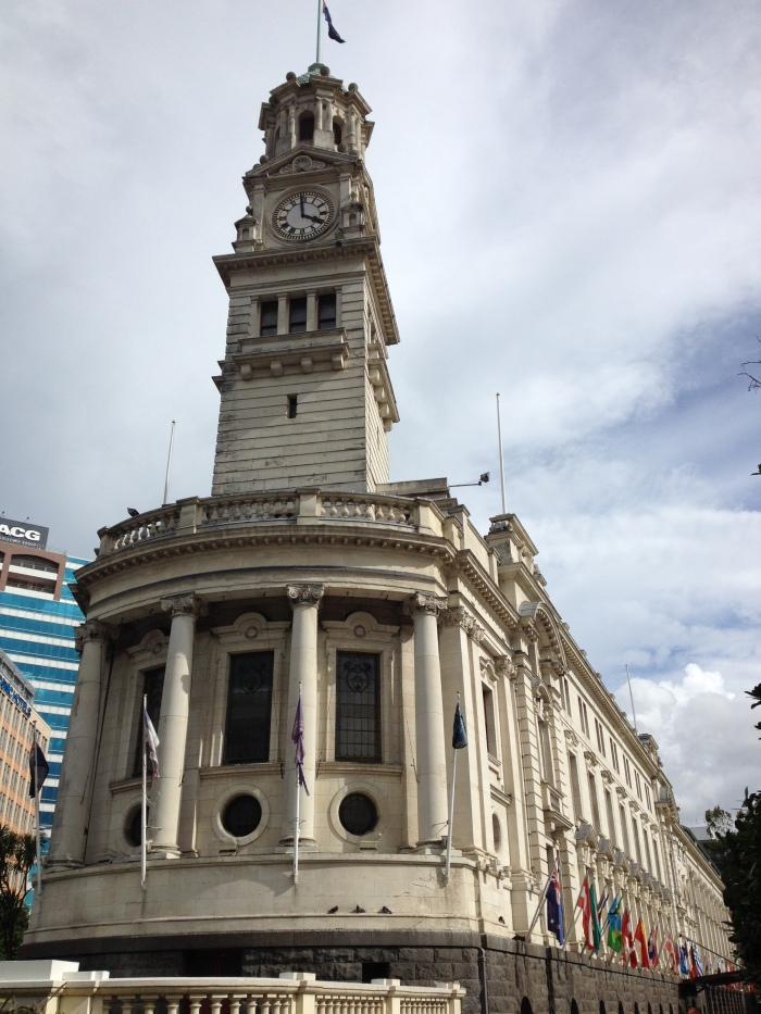 Auckland Town Hall IMG_0221