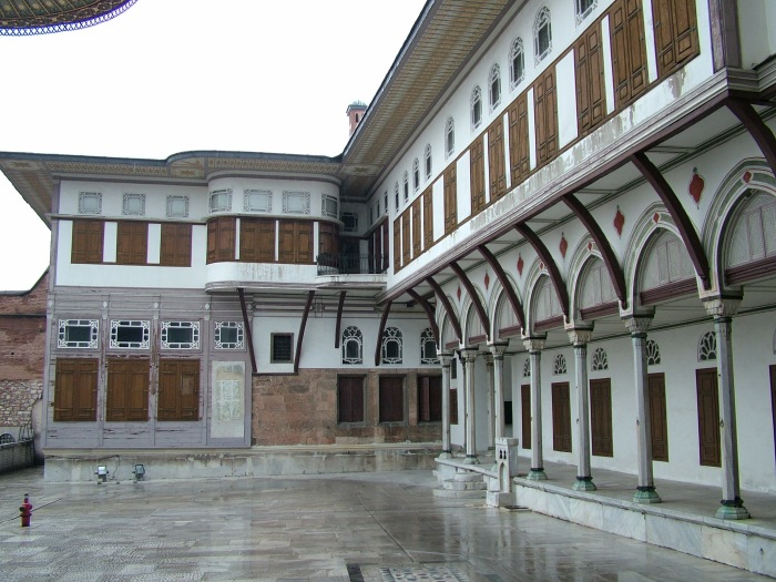 DSCF1537 Topkapi Palace Harem