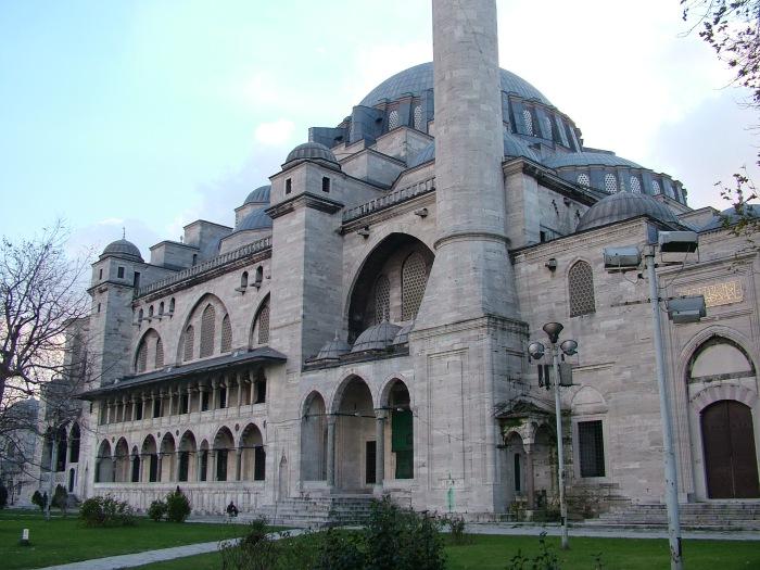 DSCF1664 Suleymaniye Camii