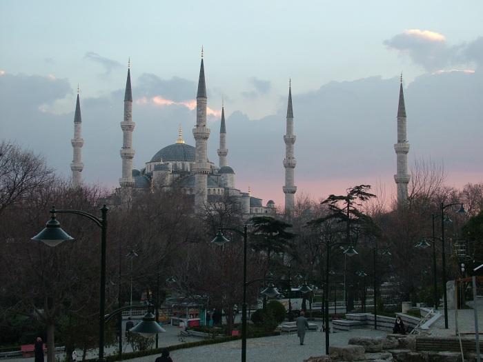 DSCF1684 Blue Mosque