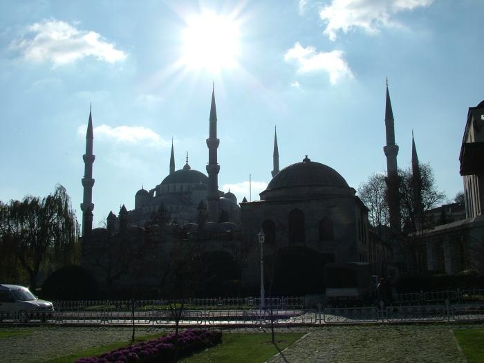 DSCF1709 Blue Mosque