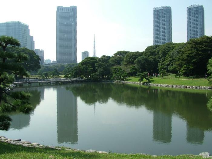 DSCF4961 Hama-rikyu Gardens