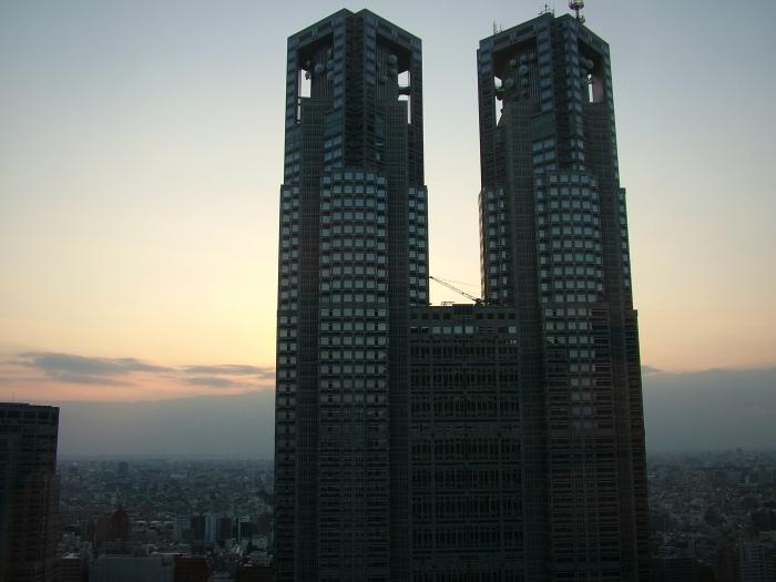 DSCF6943 Tokyo Metropolitan Government Center