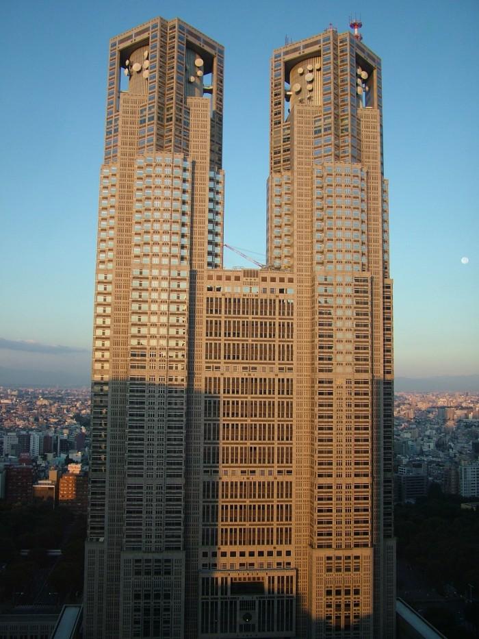 DSCF7366 Tokyo Metropolitan Government Center