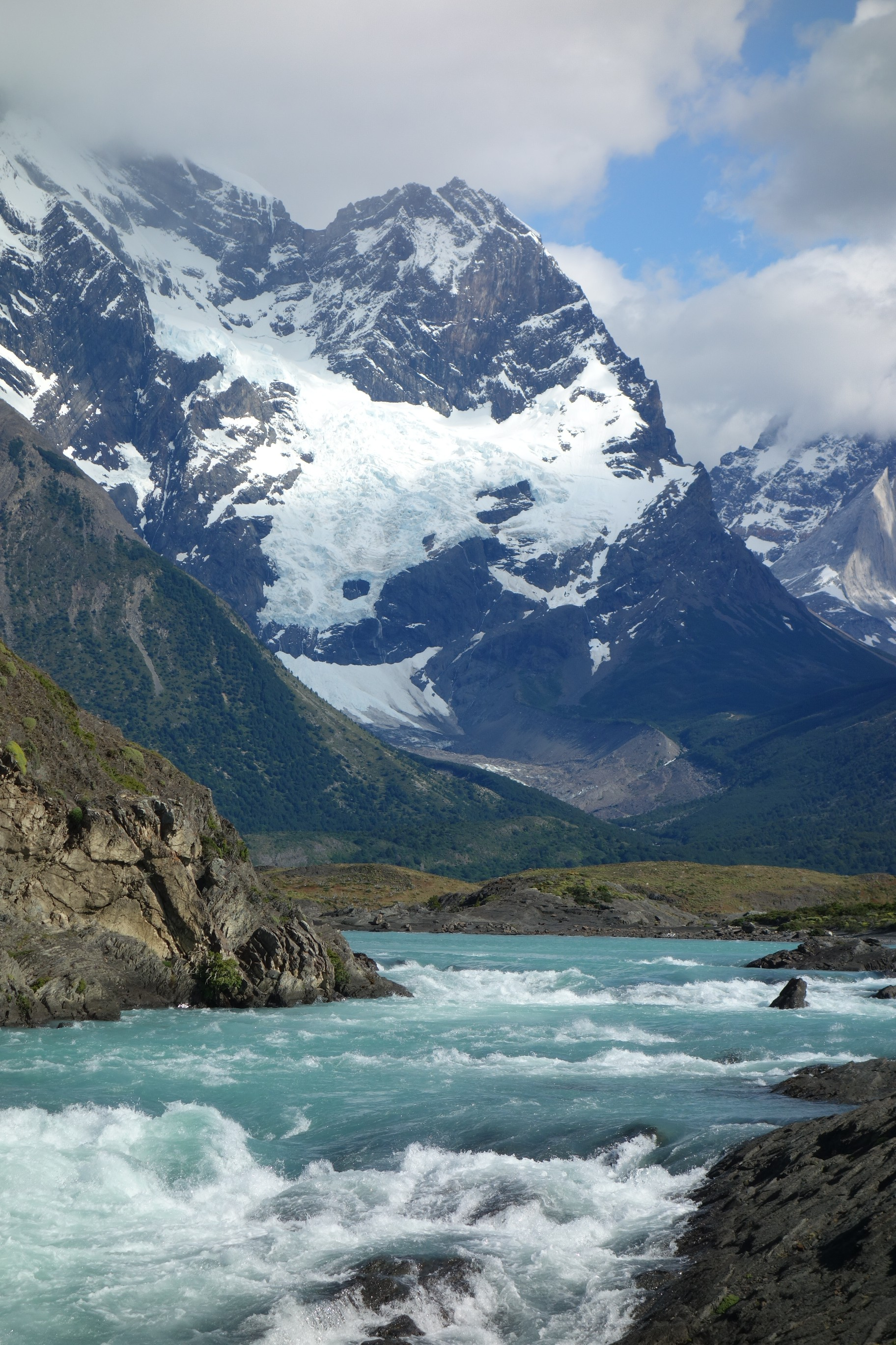 Patagonia South America >> Further afield – Torres del Paine National Park, Chile   jontynz